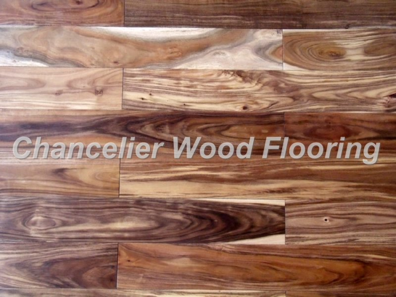 Natural Color Acacia Flooring