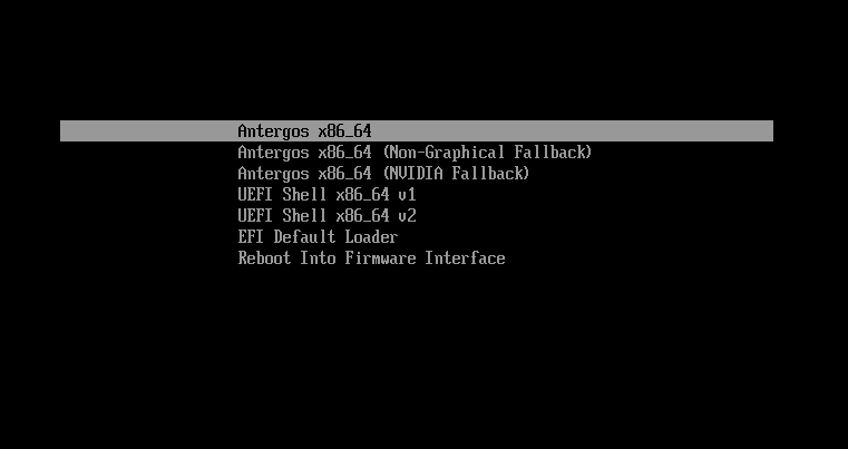 How To Fix Grub With EFI Boot?