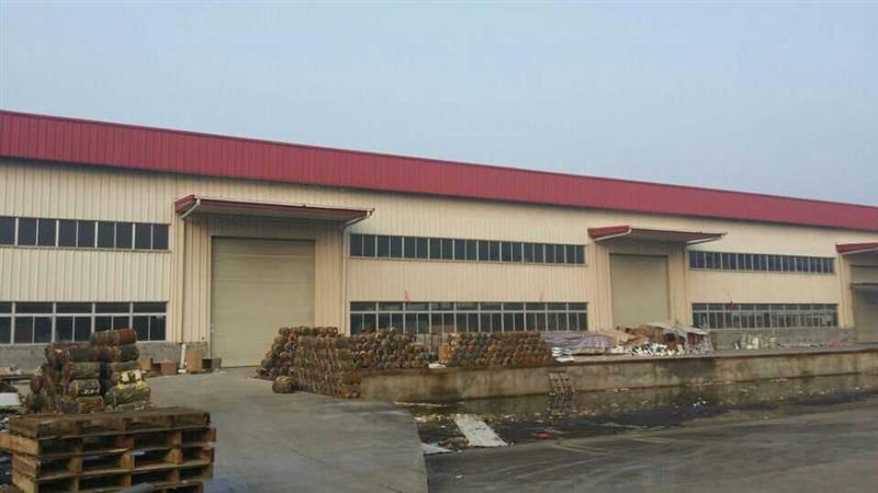 二手钢结构厂房供应