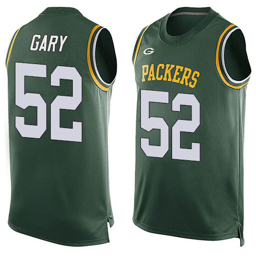 Youth Muhammad Wilkerson Olive Limited Football Jersey: Green Bay Packers #96 2017 Salute to Service  Jersey