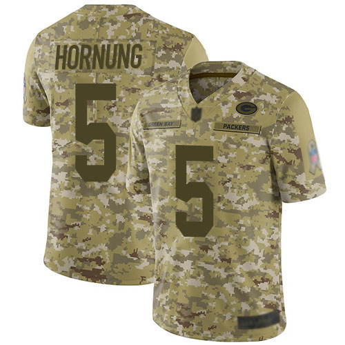 Women's Paul Hornung White Road Elite Football Jersey: Green Bay Packers #5 Vapor Untouchable  Jersey