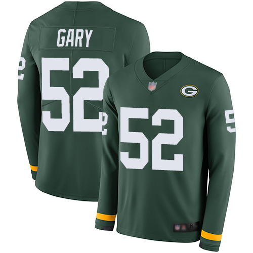 Men's Jake Ryan Green Limited Football Jersey: Green Bay Packers #47 Player Name & Number Tank Top  Jersey