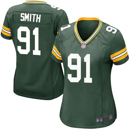 Women's Lance Kendricks Green Limited Football Jersey: Green Bay Packers #84 Rush Drift Fashion  Jersey