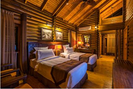 昆明度假木屋酒店