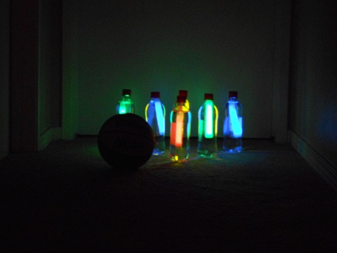 lights out bowling