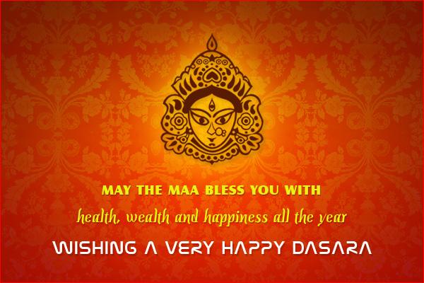 dussehra greetings 2017