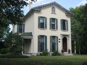 Home in Dayton Ohio