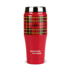 Thermos® Heritage Plaid Travel Pint - 16 Oz.