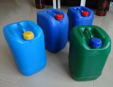 厂家直销10L堆码桶 10升方桶 10公斤液体肥料桶 塑料桶