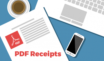 Give Add-on: PDF Receipts