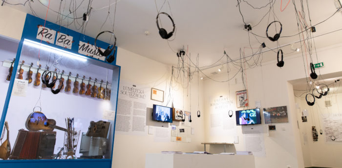 Temporary exhibitions and other events