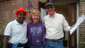 Photographs: Mardi Gras in the Diocese