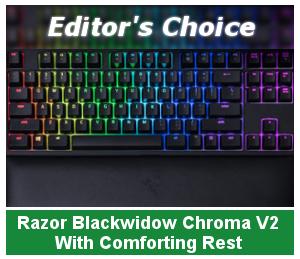 Best Mechanical Keyboard Razer BlackWidow Chroma V2