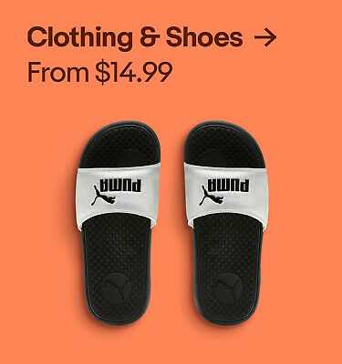 Clothing & Shoes from $14.99