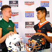 WATCH LIVE ON SPACE COAST DAILY TV! Viera's Norton, Cocoa's Arroyo Join Jordan Rocco to Discuss Friday's Big Game