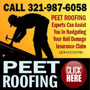 WATCH: Peet Roofing Experts Can Assist You In Navigating Your Hail Damage Insurance Claim
