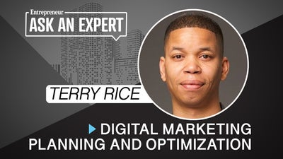 Book your session with expert Terry Rice