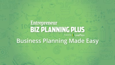 Go to Biz Planning Plus