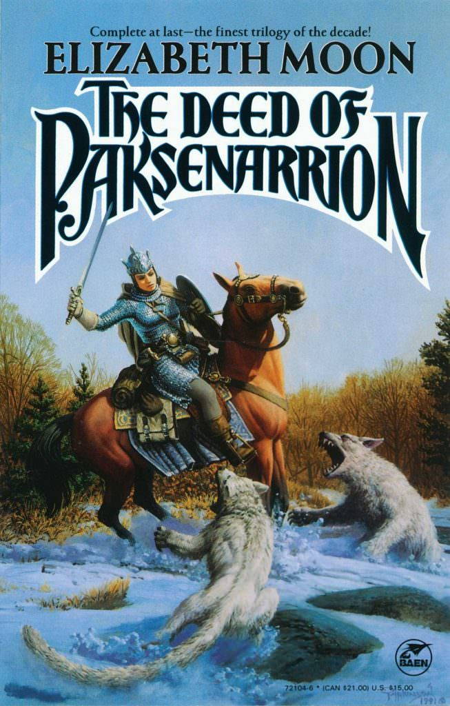 the-deed-of-paksenarrion-books-like-lord-of-the-rings
