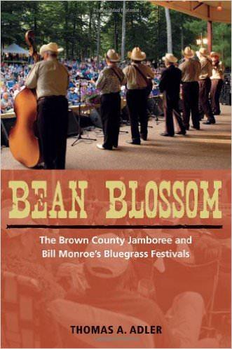 Bean Blossom books-about-bluegrass-music