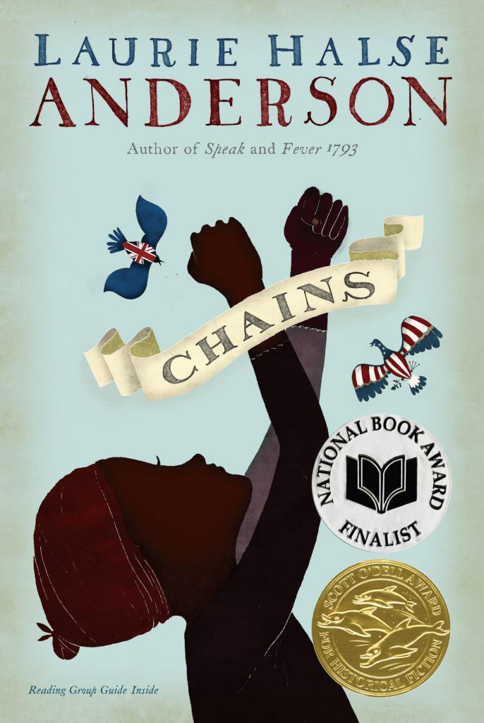 chains-books-about-slavery-fiction