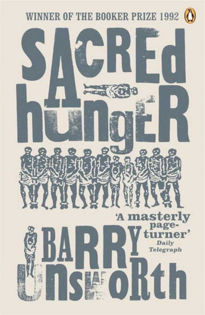 sacred-hunger-books-about-slavery-fiction