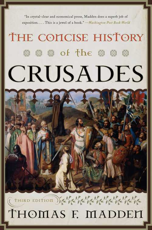 the-new-concise-history-of-the-crusades-books-about-wars-throughout-history