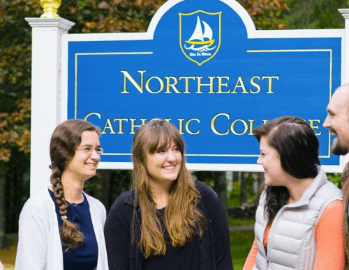 northeast-catholic-college-small-college-book-lovers