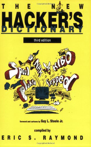the-new-hackers-dictionary-eric-raymond-books-about-computer