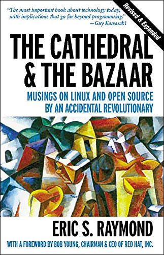 the-cathedral-and-the-bazaar-eric-raymond-books-about-computer