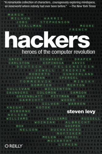 hackers-steven-levy-books-about-computers