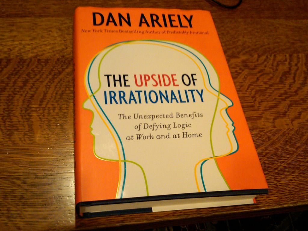 the-upside-of-irrationality-dan-ariely-books-about-sociology