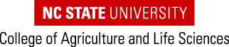 NCState University College of Agriculture and Life Sciences