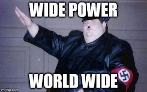 wide power world wide by gluehead