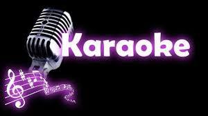 karaoke music night