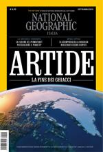 National Geographic Italia, settembre 2019