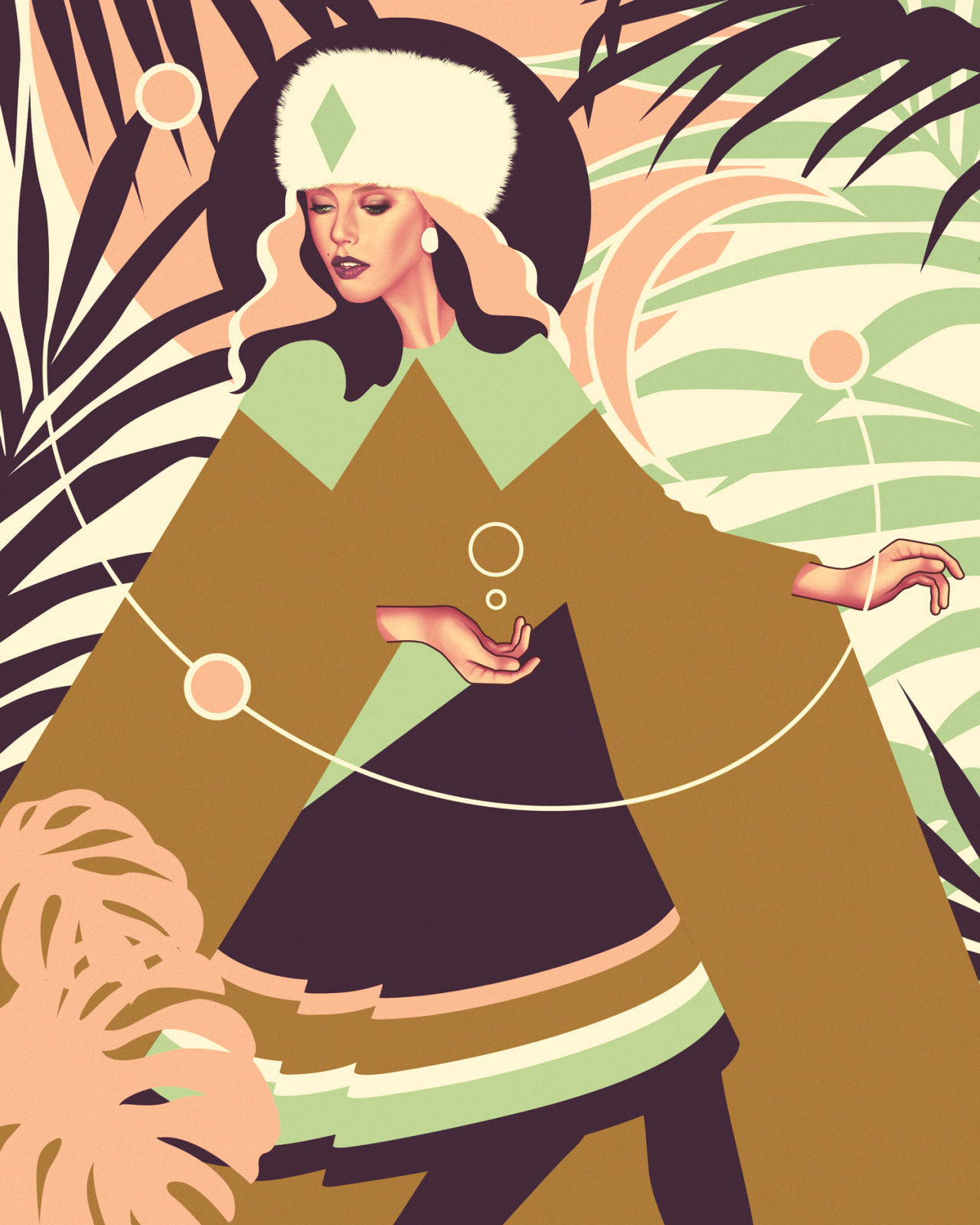 Experiment #2 (edited illustration for Holland & Sherry) by Jack Hughes