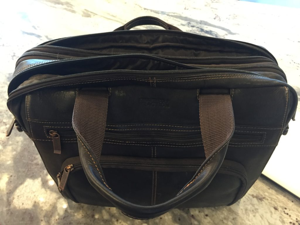 Kenneth Cole Reaction bag review