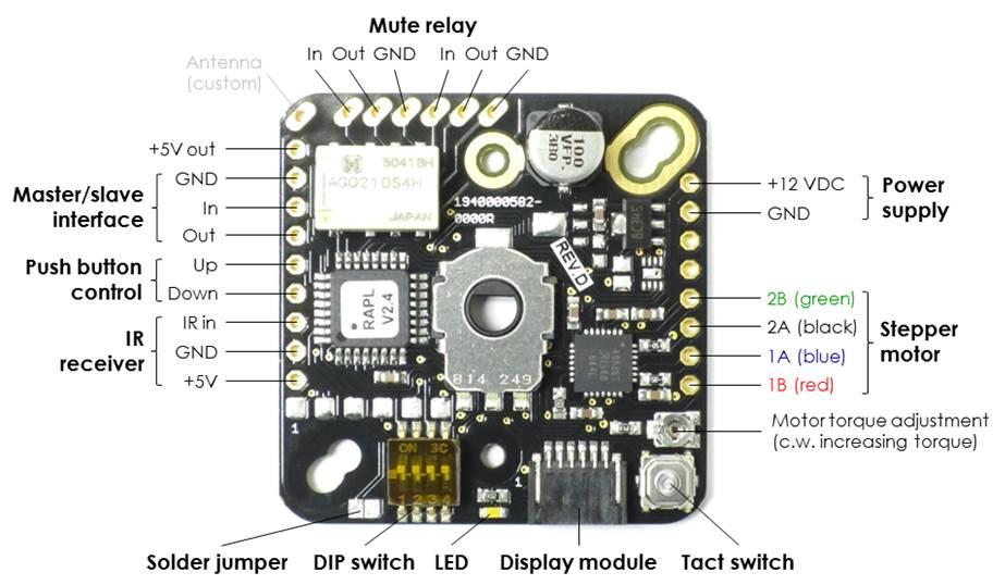 elma audio remote plus interface