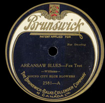 Arkansaw Blues Mound City Blue Blowers