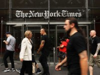 Nolte: New York Times News Division Didn't Want to Own Kavanaugh Smears