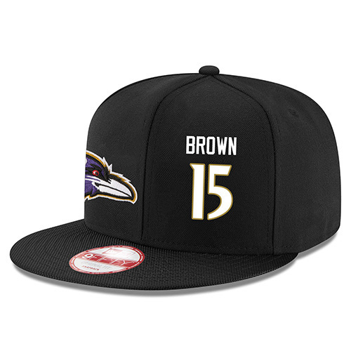 Football Baltimore Ravens Stitched Knit Beanies 014