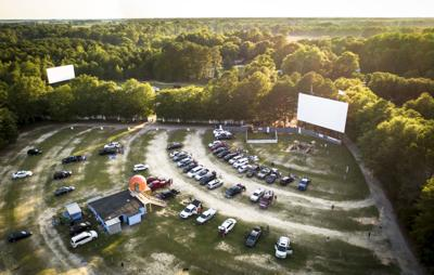 Across South Carolina, drive-in movie theaters are still hanging on