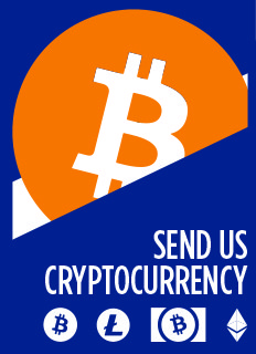 Send Us Cryptocurrency
