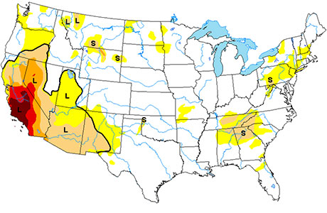 Image:U.S. Drought Monitor Update for May 17, 2016