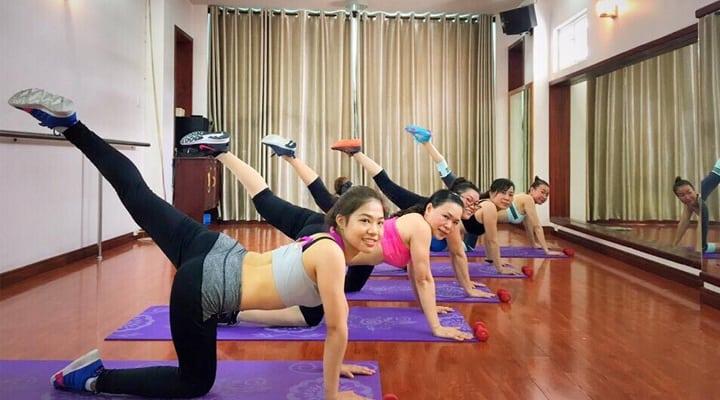 phòng tập yoga quận 7