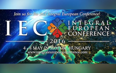 "Jeff speaks with Bence Ganti about ""Reinventing Europe"", IEC 2016"