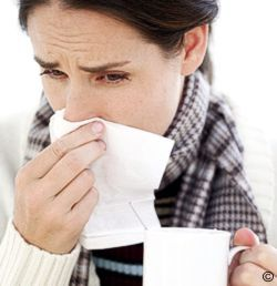 Symptoms of mold exposure include nasal stuffiness, sneezing, itchy watery eyes, headaches, wheezing, coughing, skin irritation, inflammation and tiredness