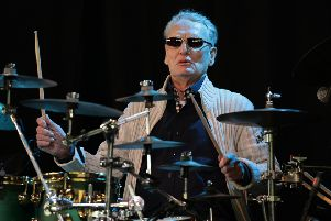 Legendary drummer Ginger Baker has died at the age of 80. Picture: PA