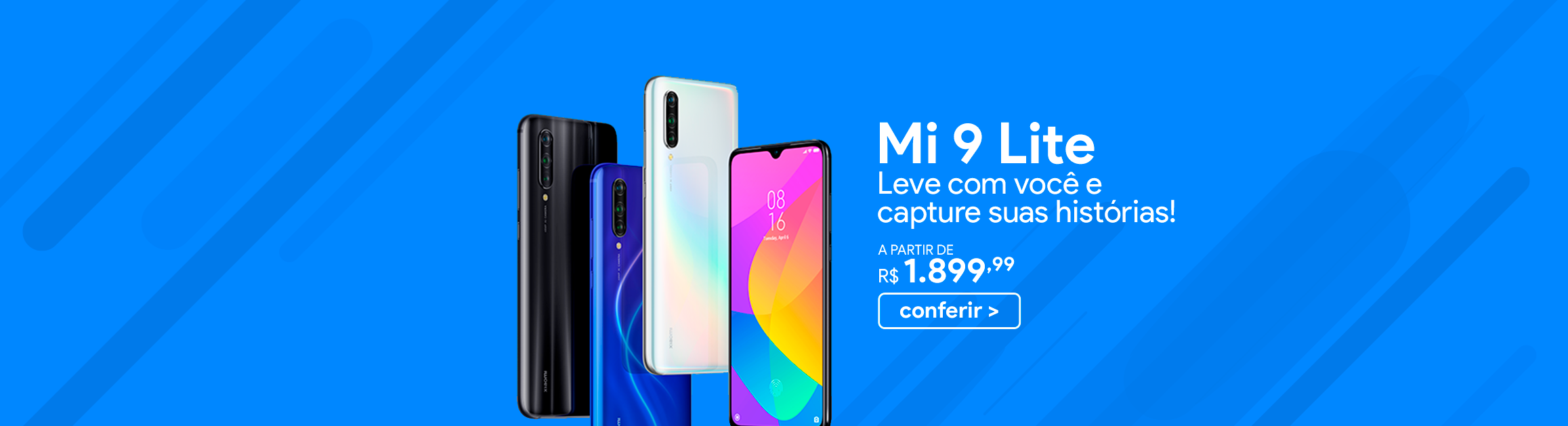 Mi 9 Lite - Snap Your Story